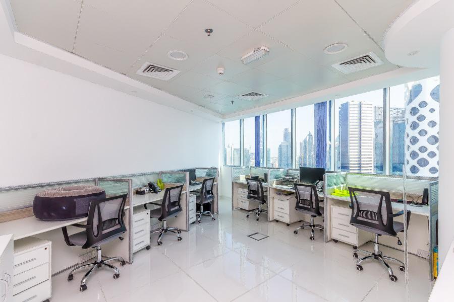 Damacc Business Tower 1002
