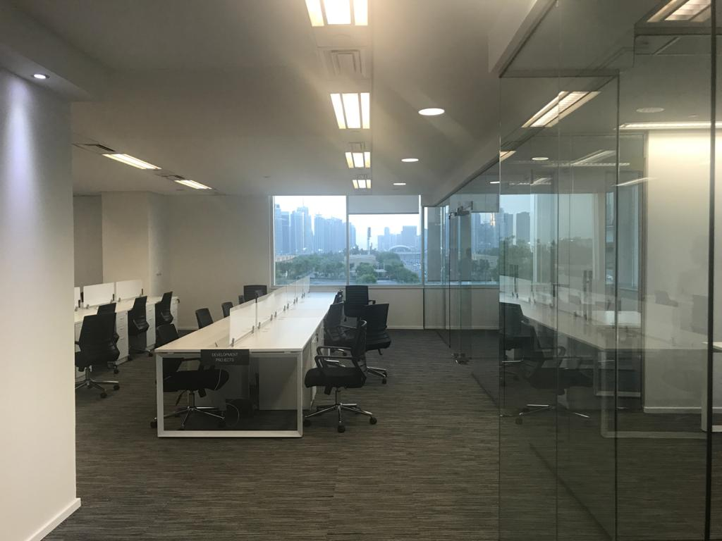 Emaar Business Park Gulf Southbys Office